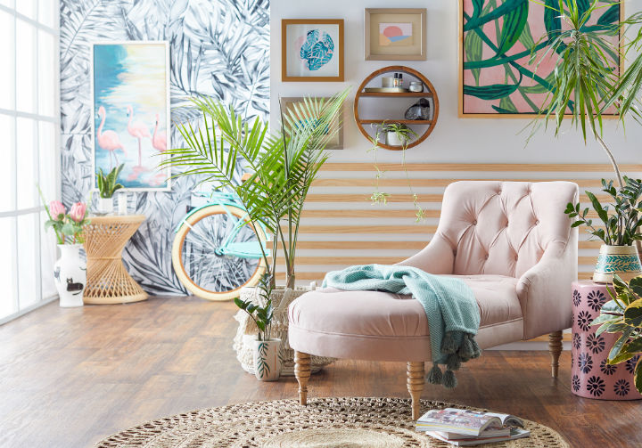 Drew Barrymore's Fall Home Line 4