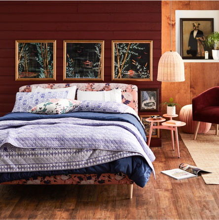 Drew Barrymore's Fall Home Line 5