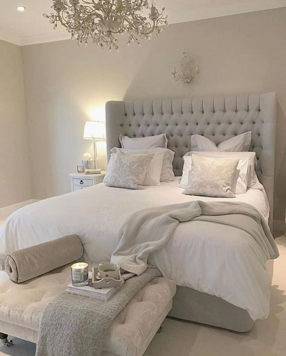 Light Grey Bedroom Ideas: The 26 Best Bedroom Wall Colors