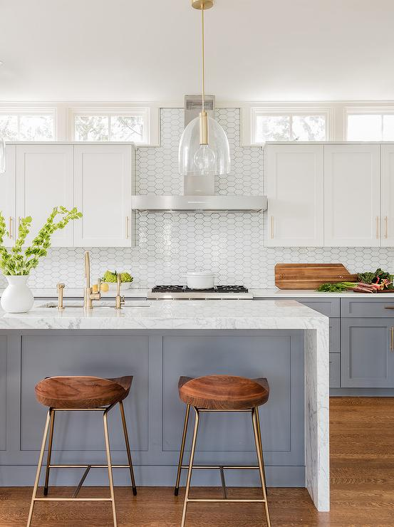 white cabinets and white tiles