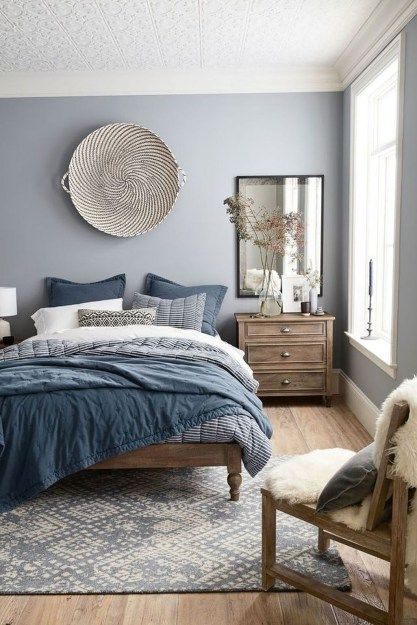 different bedroom wall colors like white and grey