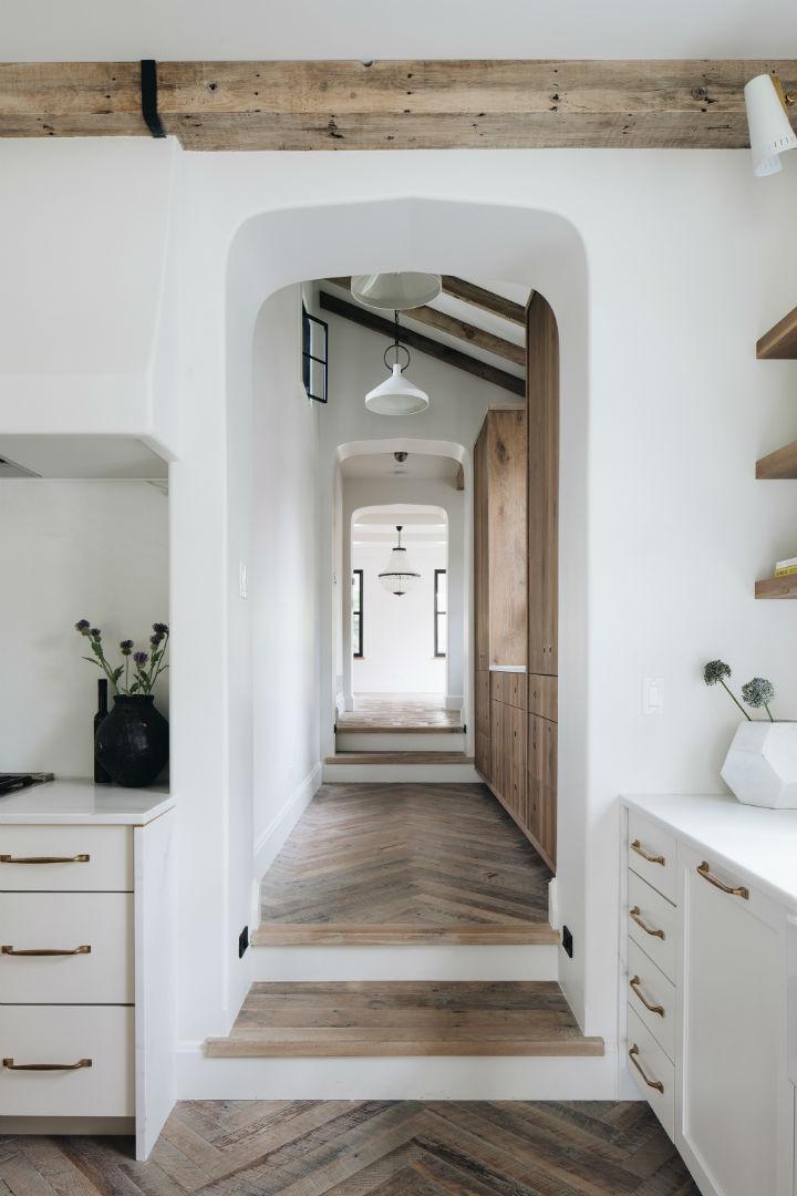 modern English country interior design