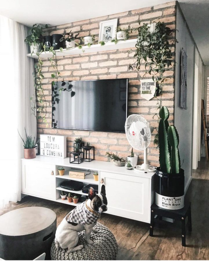 10 Ideas On How To Decorate A Tv Wall Decoholic