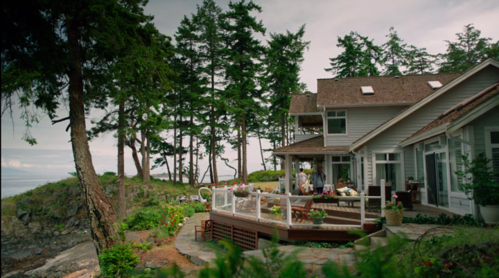 The Dream House From The Netflix Series Chesapeake Shores