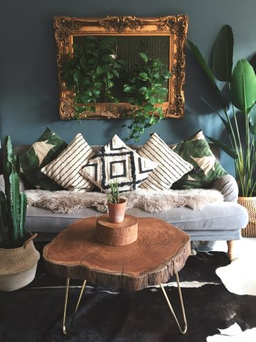 a decorating trend to avoid with indoor plants