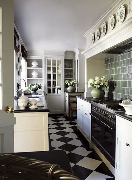 kitchen tiles in different colors