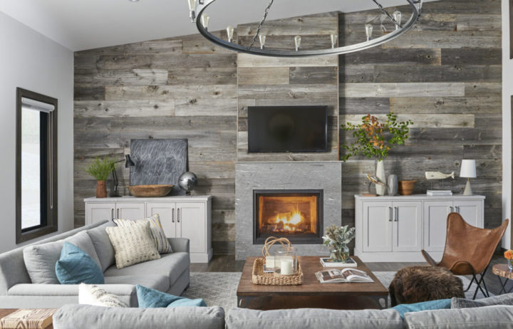 The Rustic Lake House Meets Ultra Modern Design Decoholic