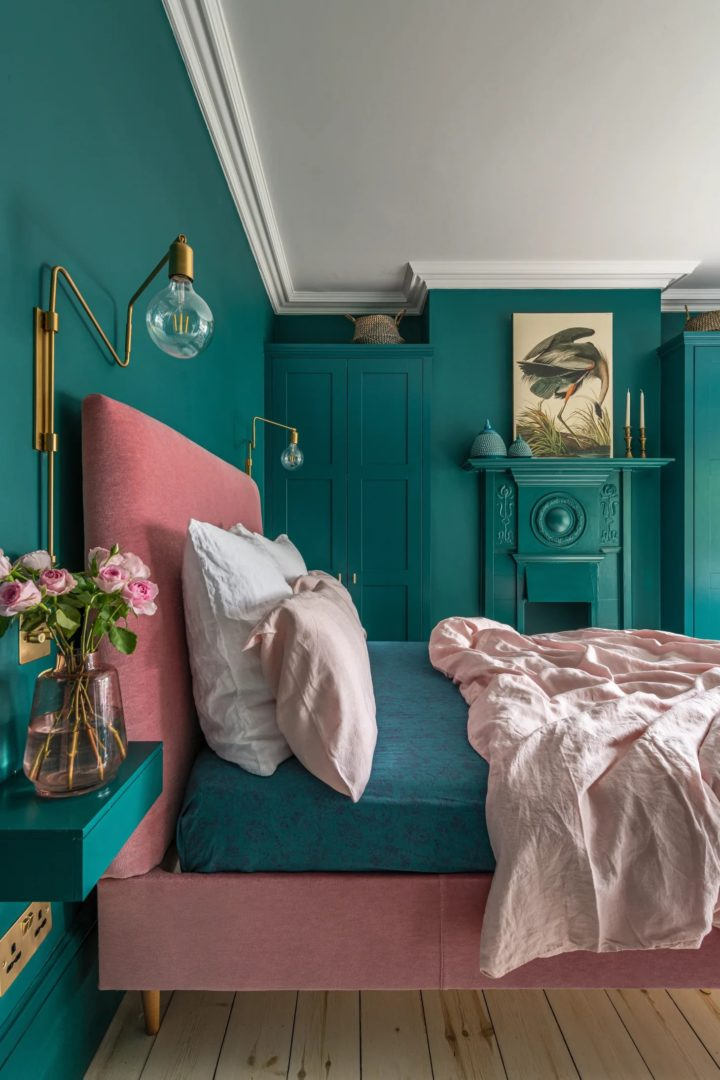 Teal Bedroom Decor: Ideas For Any Bedroom