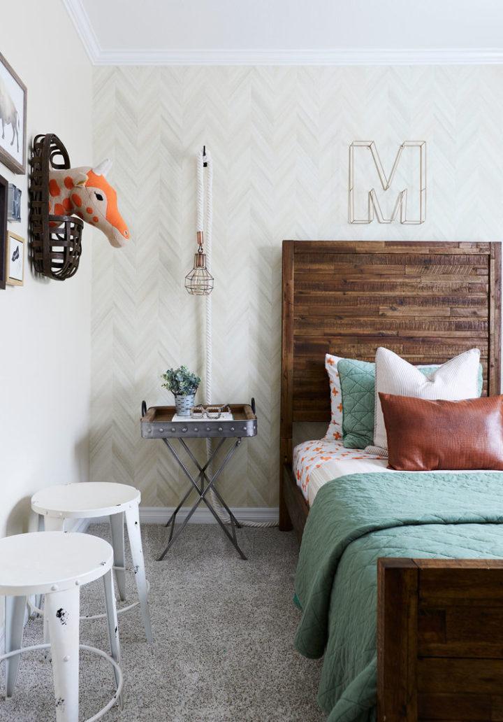 functional couples bedroom