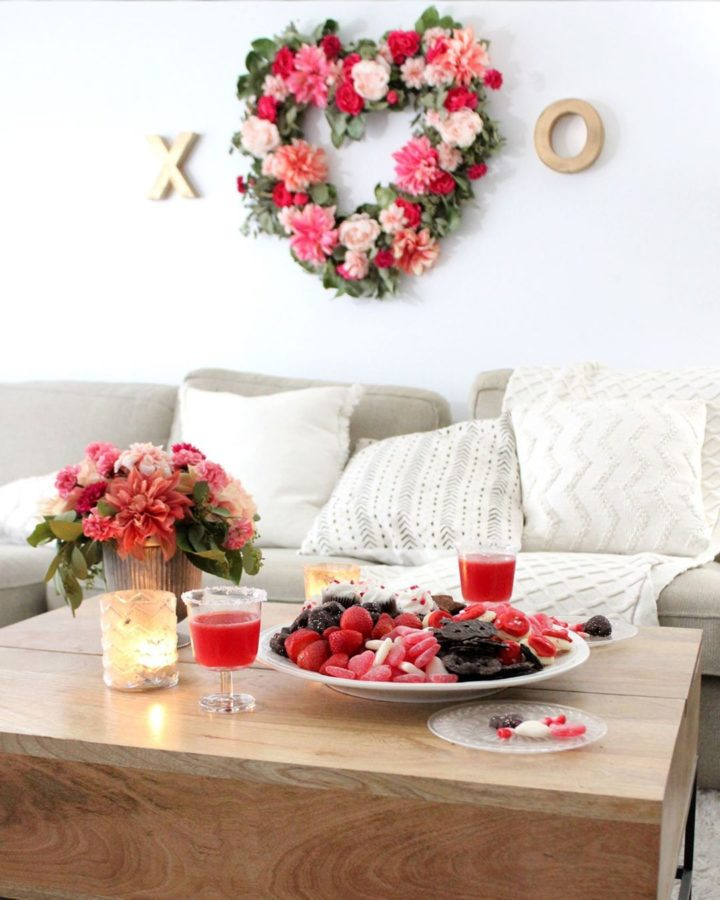Valentine's Day room ideas