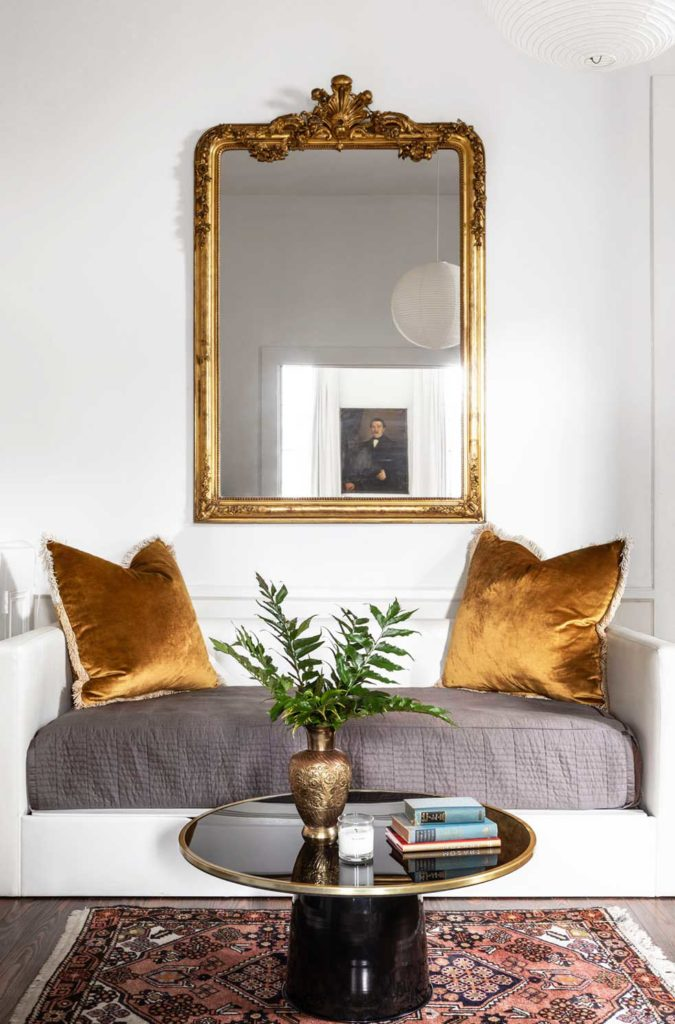 How To Make Adorable Gold Living Room, Gold Living Room Decor