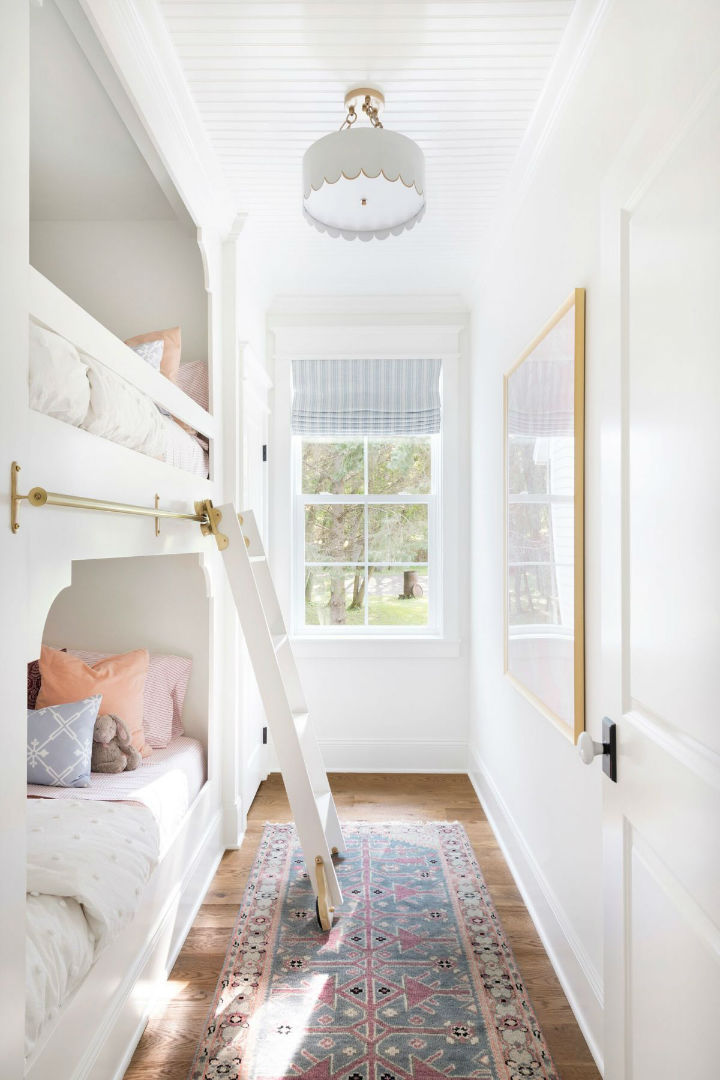 beautiful and inviting white bedroom