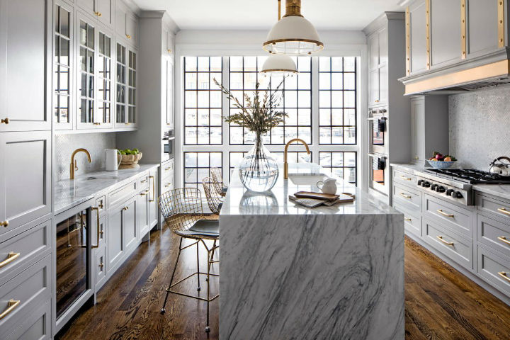 marle kitchen counter