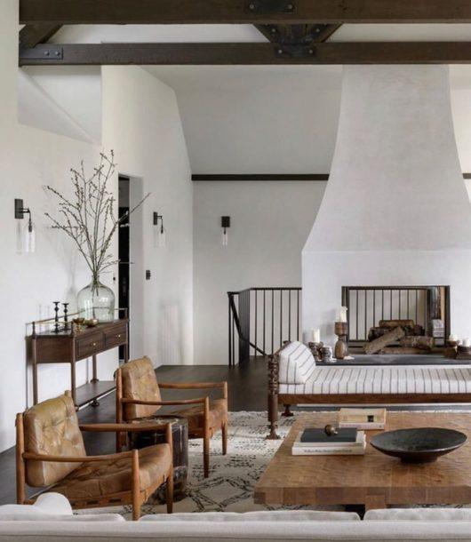 Lighten Up a Dark living Room