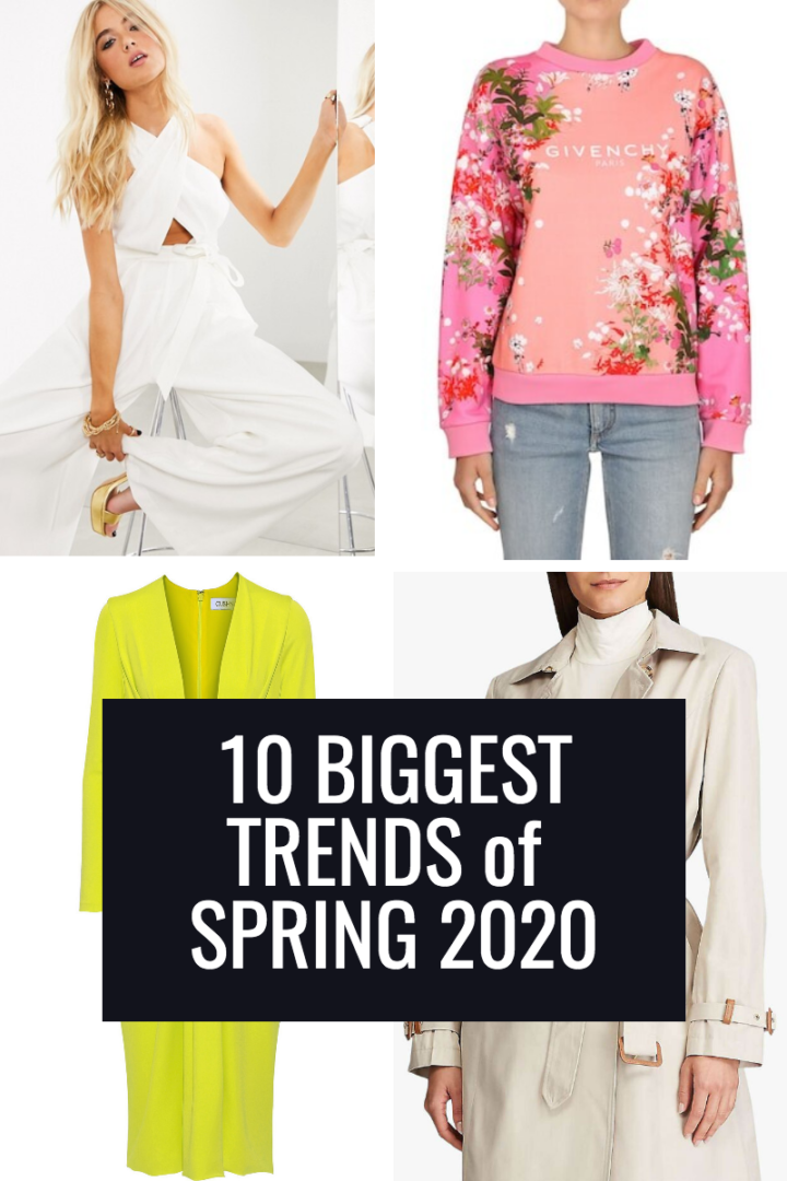 10 Must Have Items For Your 2020 Spring Wardrobe