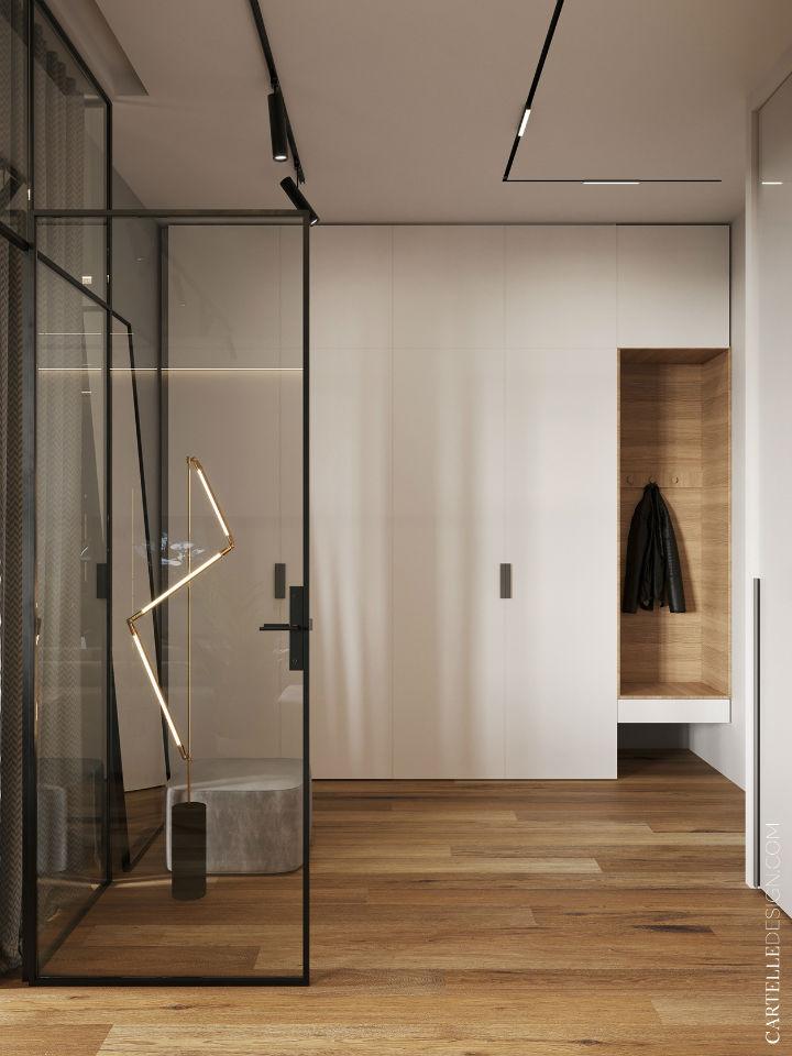 Truly Unique Up-to-date Contemporary Interior 19