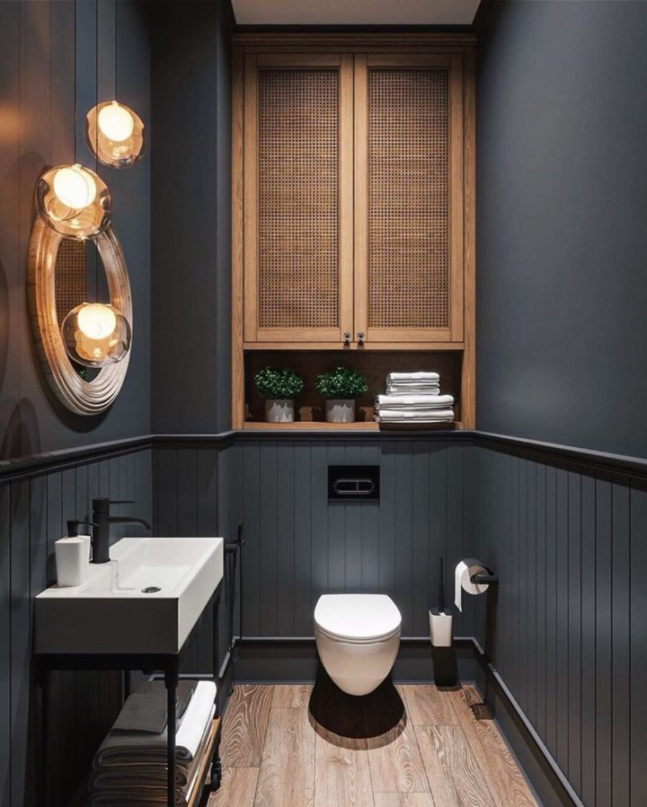 10 Special Colors For Bathrooms