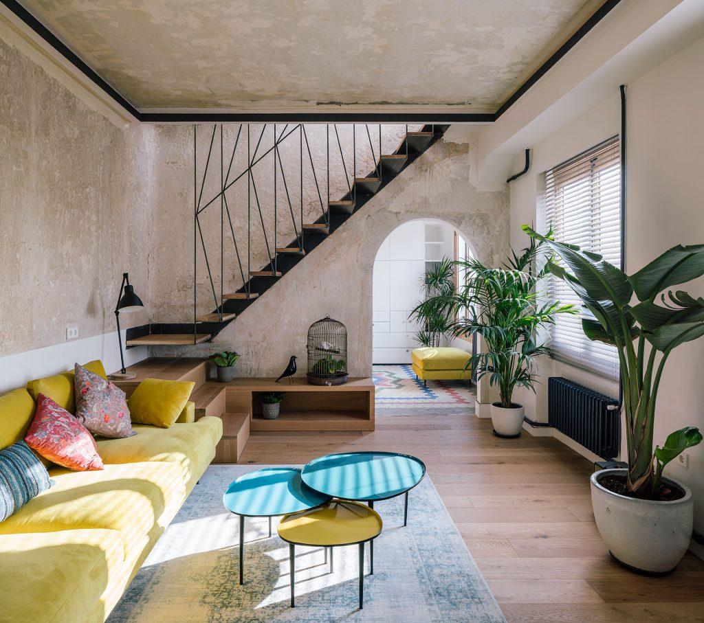 Unique Italian Apartment: Features and Ideas  Decoholic