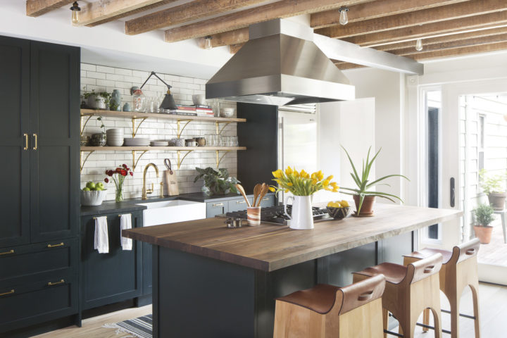 Brooklyn Townhouse kitchen