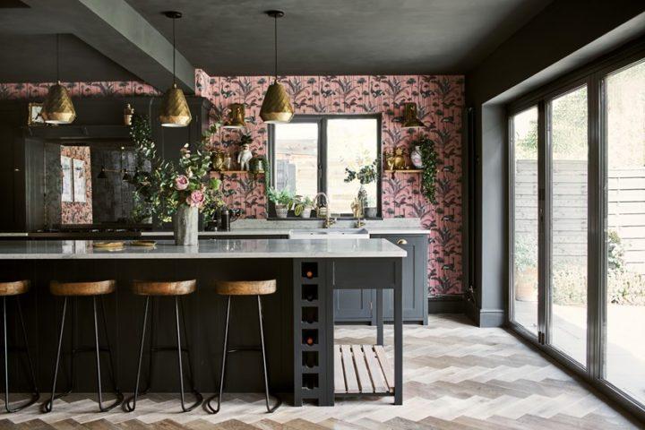 Innovative beautiful kitchen