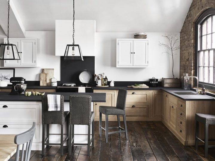 Traditionally Made Timeless Timber Κitchen Design 5