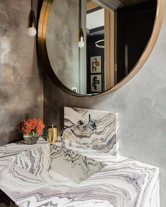 bathroom Concave Mirror