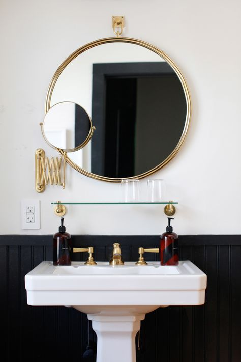 bathroom Convex Mirror