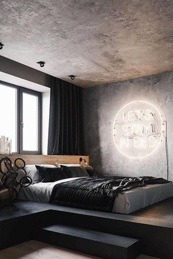 Stylish Bedroom Ideas For Men Men S Bedroom Decoholic