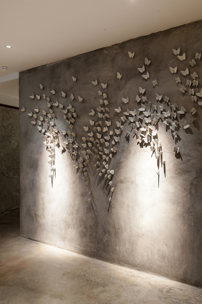 contemporary Butterfly Wall Décor