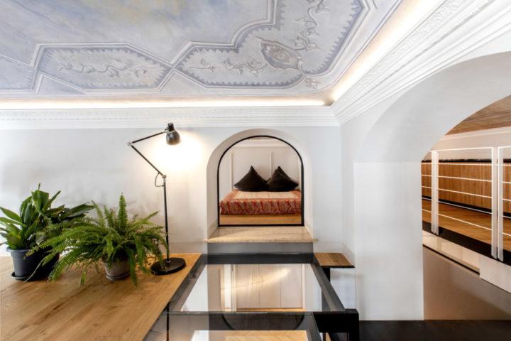 Beautiful Italian contemporary apartment