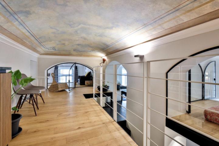 Italian contemporary apartment interior design 9