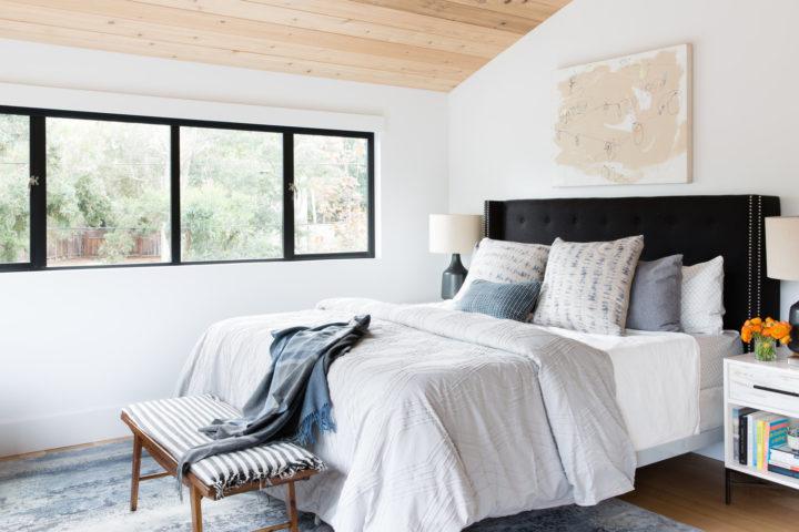 white bedroom revival