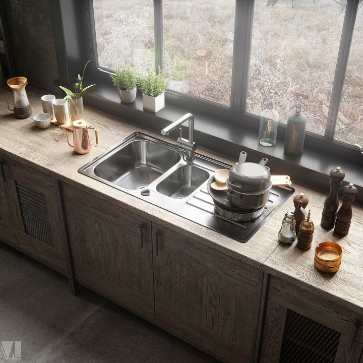 industrial Loft Kitchen Design 4