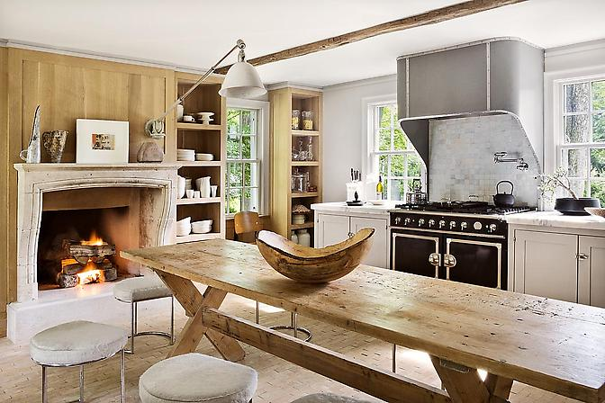 wood elements in home decor