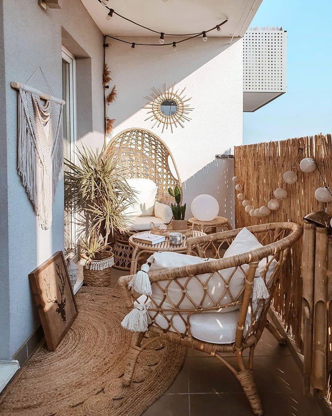 Small Balcony Ideas How To Have A Modern Small Balcony Decoholic