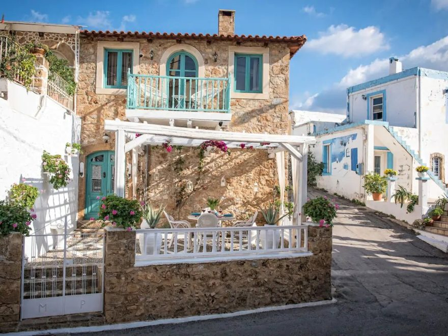 10 Best Airbnb Rental in the Greek Island Crete