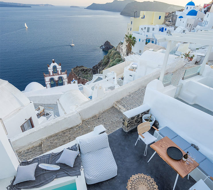 Canvas Suites Santorini