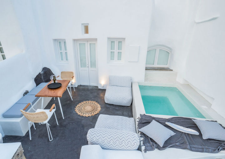 Canvas Suites Santorini Greece 4