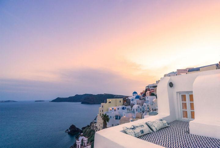 Canvas Suites Santorini Greece 7