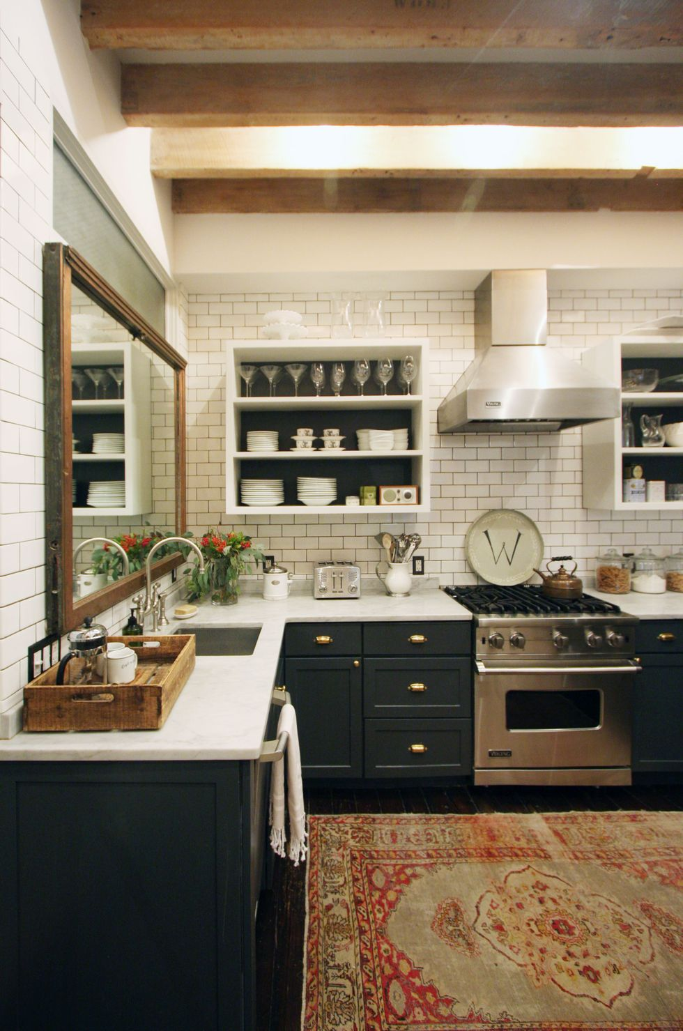 9 1 Mirror In Kitchen Ideas That Will Blow Your Mind Decoholic