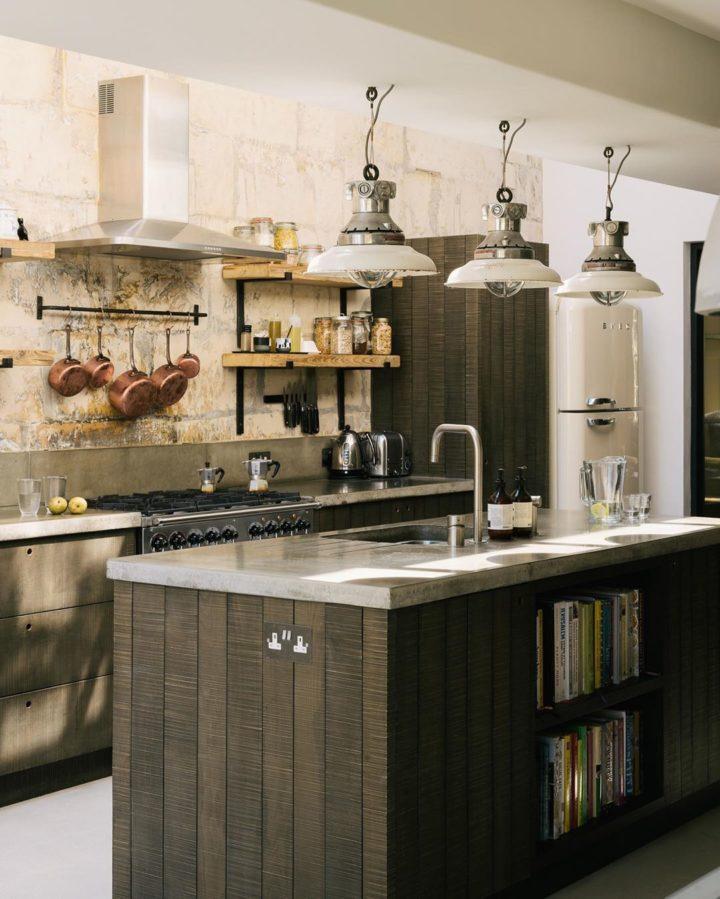 Uber Stylish Kitchen design 2