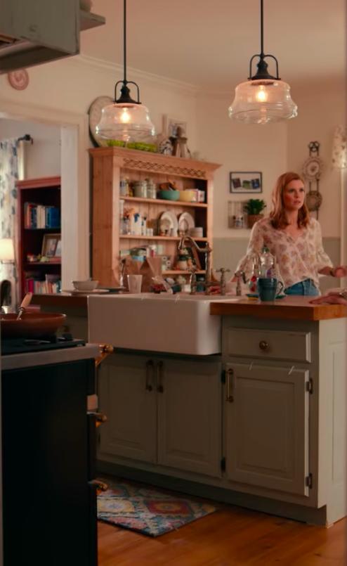 Home Sweet Magnolias da Netflix Interiores 10