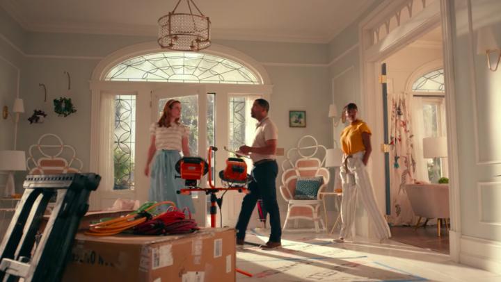 Netflix's Sweet Magnolias spa Interior