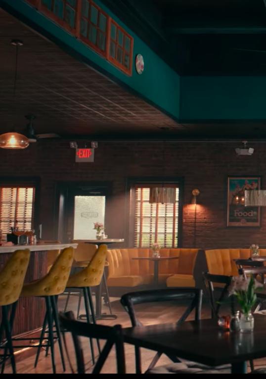 Sweet Magnolias Home Interiors da Netflix 5