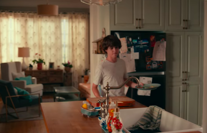 Home Sweet Magnolias da Netflix Interiores 6