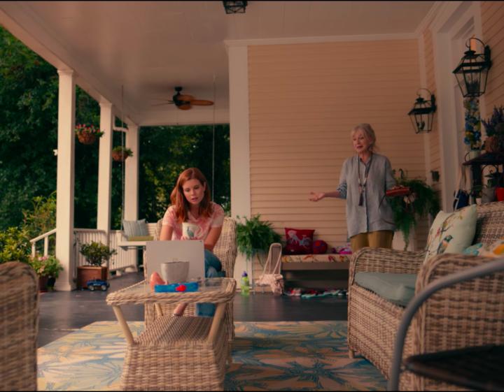 Home Sweet Magnolias da Netflix Interiores 7