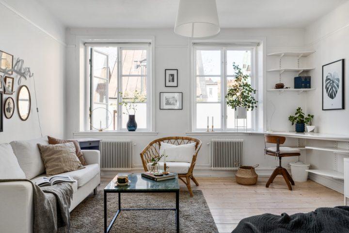 Interior escandinavo - simplicidade que se destaca 8