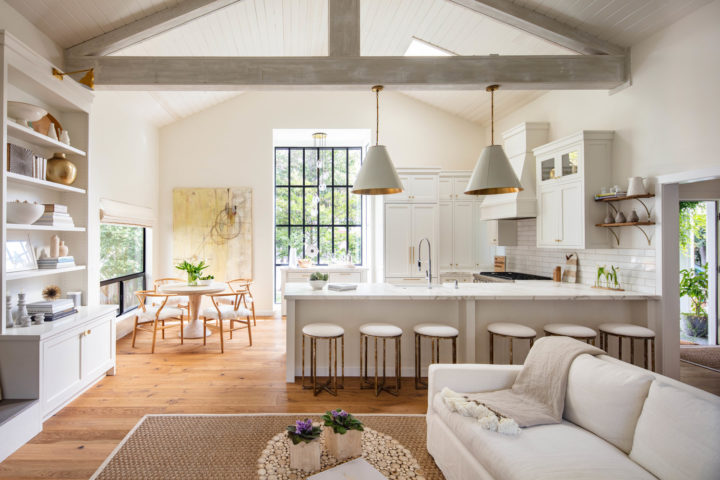 Timeless Clean-Lined and Relaxed Interiors