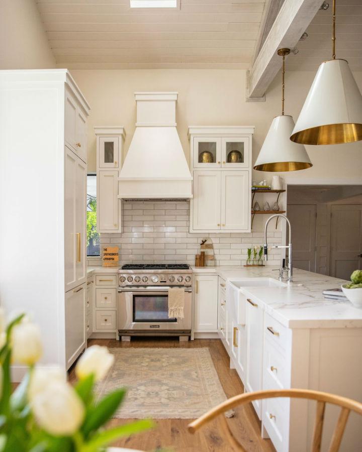 desain dapur transisi abadi