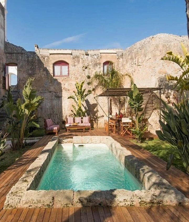 A Masseria In Puglia Overlooking The Sea Dating Back To XVI Century